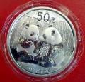 2009五盎司熊猫银币