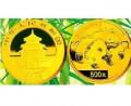 2008年1盎司熊猫金币