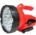 雅格LED充电式高功率强光探照灯3508