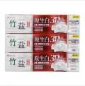 LG竹盐原生白健康美白牙膏145g(3支装)